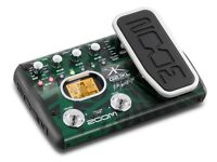 Zoom Electric Guitar effects Pedal
