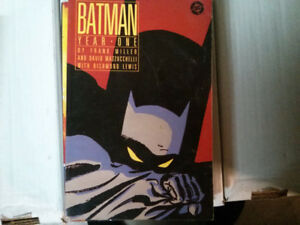 Batman Year One TPB comic $10
