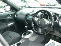 2011 Nissan Juke 1.6 16v Acenta 5dr SUV Petrol Manual