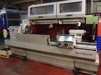 HARRISON ALPHA 550 PLUS SEMI CNC TEACH LATHE