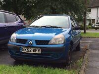 2002 Renault Clio 1.2 16v