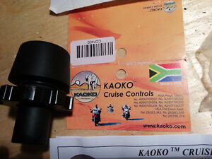 Kaoko Throttle Lock - New in PKG - Never installed