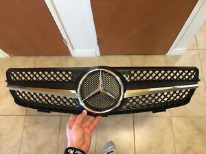 Mercedes Benz front grilles London Ontario image 2
