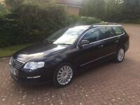 Volkswagen Passat highline 2ltr tdi 140bhp top spec 10plate 95k fsh new t/belt