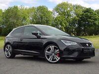 SEAT Leon 2.0 TSI Cupra 280 SportCoupe 3dr (start/stop) (black) 2015