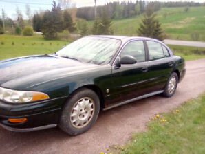 2001  Lesabre For sale Loaded Beautiful riding car