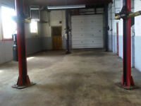 2 side by side Commercial Garage for Rent- (Rent one or two!)