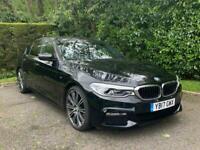 2017 BMW 5 Series 3.0 540i M Sport Auto xDrive (s/s) 4dr Saloon Petrol Automatic