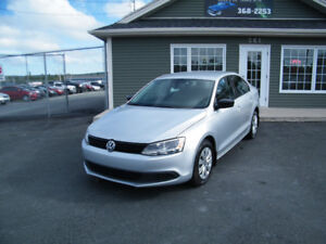 2013 Volkswagen Jetta 44,000 km LOADED AND INSPECTED