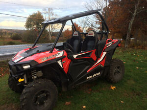 2016 POLARIS 900 RZR TRAIL WITH EPS....FINANCING AVAILABLE