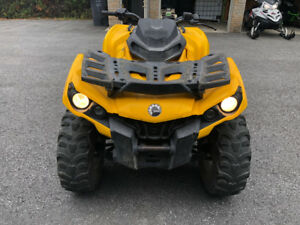 Can Am Outlander Max 500xt