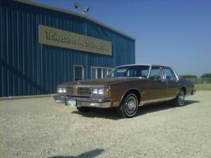1981 Oldsmobile Delta 88 Royale Brougham. Excellent Condition!