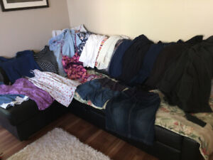 LOTS OF MATERNITY CLOTHES FOR SALE!