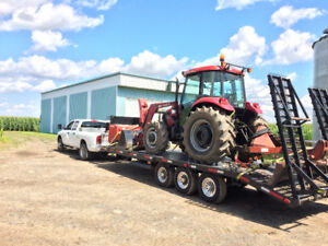 Tractor TRANSPORT Tracteur * 819-816-8424* QC-ON-NB