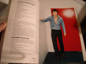 Backstreets - Springsteen The Man & His Music Hard Cover Book. Peterborough Peterborough Area image 4