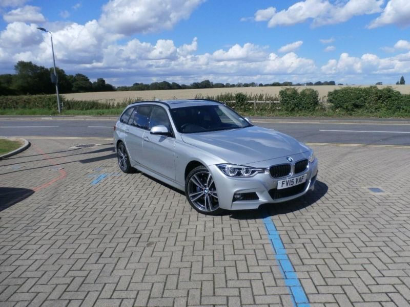 2015 bmw 3 series 320d xdrive m sport touring lci f31. Black Bedroom Furniture Sets. Home Design Ideas