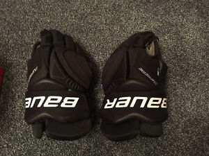 Bauer Supreme Hockey Gloves - One35 Supreme 15""