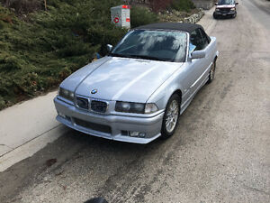 BMW 3-Series M Package Convertible 328i