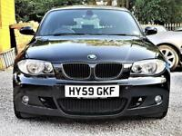 £30 Tax -- BMW 1 Series M Sport 116 d -- LEATHER -- CHEAP on DIESEL - HPi Clear
