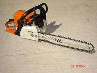 Stihl MS 230 chainsaw