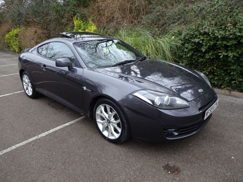 hyundai coupe 2 0 auto siii se 2009 59 reg in southampton hampshire gumtree. Black Bedroom Furniture Sets. Home Design Ideas
