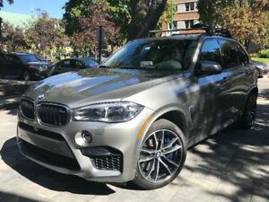 BMW X5M 2017   ShowRoom 1620.00$+TX/month for 28mths