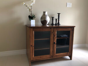 Handcrafted Solid Wood Buffet/Console