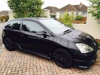 2005 HONDA CIVIC TYPE S EP2 1.6 PETROL LOW INSURANCE NEW MOT £1895 OVNO CALL OR TEXT