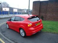 Ford Focus 1.6TDCi ( 115ps ) 2012.75MY Zetec S