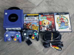 Nintendo Game Cube with Melee