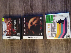 [3x] Nintendo Games [CIB] [Valkyrie Profile] 3DS/DS