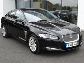 2014 Jaguar XF 2.2 TD Premium Luxury (s/s) 4dr