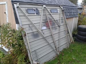 Get a great deal on a garage door in belleville area for 14x7 garage door