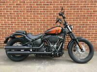 Harley-Davidson FXBB Street Bob 114