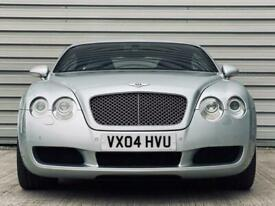 image for 2004 Bentley Continental 6.0 GT Coupe 2dr Petrol Automatic (410 g/km, 552 bhp) C