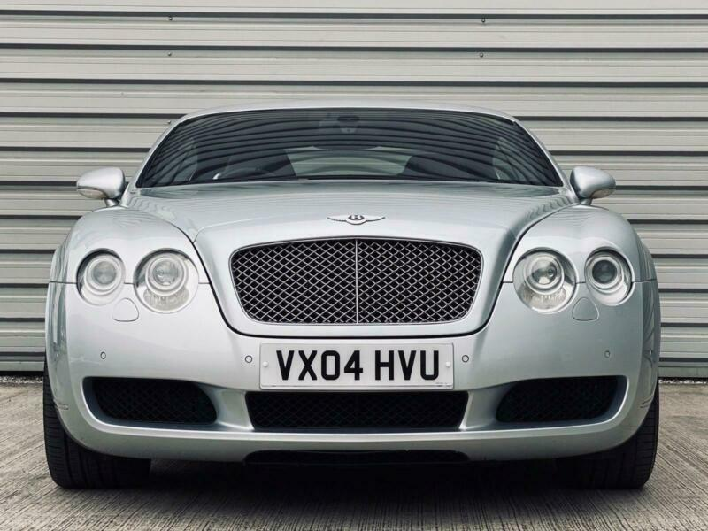 2004 Bentley Continental 6.0 GT Coupe 2dr Petrol Automatic (410 g/km, 552 bhp) C