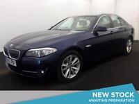 2012 BMW 5 SERIES 520d BluePerformance EfficientDynamics 4dr
