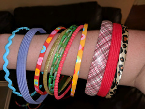 Girls headbands - free