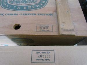 Labatt Special Edition Case of Labatt Classic- Numbered Peterborough Peterborough Area image 6