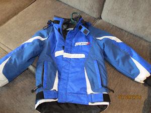 Snowmobile Jacket Size 4