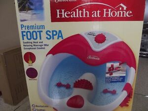 New - Never been used Foot Spa