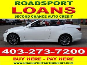 2013 Lexus IS 250 C Convertible WOW WHAT A RARE VEHICLE