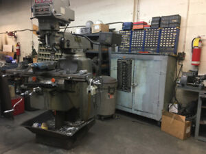 MACHINE SHOP FOR RENT or FOR SALE