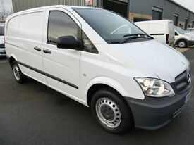 2012 Mercedes-Benz Vito 113 CDi Compact, Full MERC History, CLEAN AND TIDY