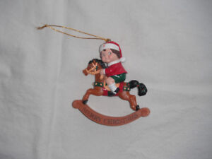 Campbell's Soup Kids CHRISTMAS TREE ORNAMENT