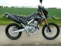 2020 Honda CRF250L Only 52 miles from new Part ex / Cards welcome