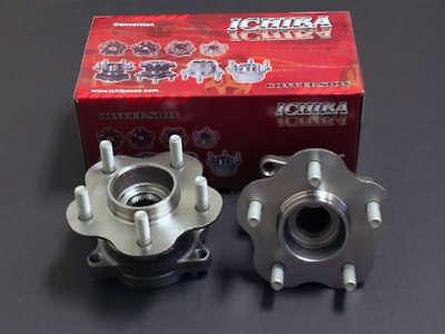 Ichiba Rear 4 to 5 Lug 5x114 Wheel Conversion Adapter Kit for 240SX S13 (4 Lug To 5 Lug Conversion 240sx)