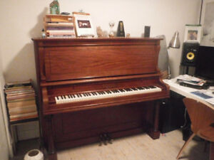 1905 Knabe Upright Grand in Great Condition