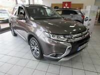 2016 Mitsubishi Outlander DI-D GX 4 Diesel brown Manual