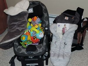 Baby items little used ( one child only)